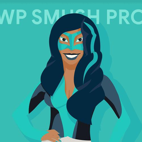 Smush vtičnik za zmanjšanje slik v WordPress-u