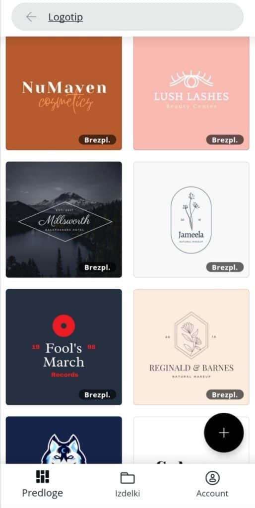 Canva odličen program za obdelavo slik in izdelavo grafik za tvoj WordPress blog